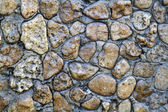 Texture of stone wall — Stock Photo