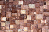 The texture of decorative stone — Stock Photo