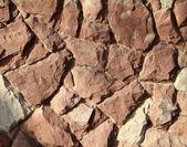 The texture of decorative stone — Stock Photo