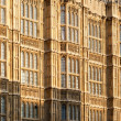 British Parliament. — Foto de stock #9952519