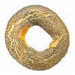 Bagels with poppy seeds — Stock Photo