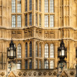 British Parliament. — Stock Photo #9974156