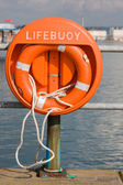Lifebuoy — Fotografia Stock