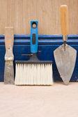 Basic hand tools. — Stock Photo
