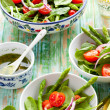 Spinach salad — Stock Photo #10190009