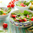 Spinach salad — Stock Photo #10190101