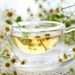 Chamomile tea — Stock Photo #10223206