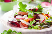 Beetroot salad — Stockfoto