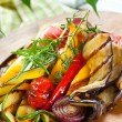Grilled vegetables — Stock Photo #10661653