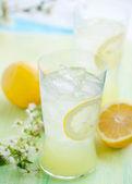 Fresh lemonade — Stock Photo