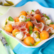 Melon salad - Foto de Stock