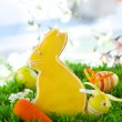 Royalty-Free Stock Photo: Easter bunny cookie