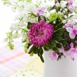 A bunch of spring flowers — Stock Photo
