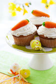 Cupcakes — Zdjęcie stockowe