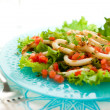 Grilled calamari — Stock Photo