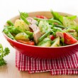 Potato and tuna salad - Stock Photo