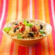 Couscous salad — Stockfoto