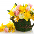 Easter bouquet — Stock Photo