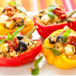 Stock Photo: Stuffed Peppers
