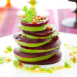 Beetroot and avocado - Photo