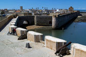 El jadida defence wall, Morocco — Stock Photo