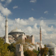 Hagia Sofia in Istanbul - view from top — Stock Photo #8633729