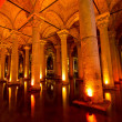Basilica Cistern Istanbul, Turkey — Stock Photo