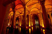 Basilica Cistern Istanbul, Turkey — Stock Photo