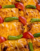 Comida tradicional turca - posición vertical — Foto de Stock