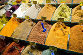 Colorful Spices selling on Grand Bazaar — Stock Photo