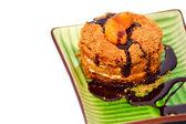 Honung kaka — Stockfoto