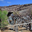 Ramshackle wagon — Stock Photo #9707729