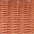 Woven texture background from natural rattan handicrafts. - Stock Photo