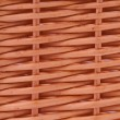 Woven texture background from natural rattan handicrafts. - Zdjęcie stockowe