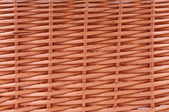 Woven texture background from natural rattan handicrafts. — Stock Photo