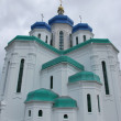 Holy Trinity Cathedral. Kiev, Troyeshchina. - Stock Photo
