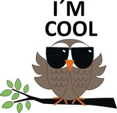 I´m cool — Stock Vector