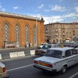Stock Photo: Traffic in Yerevan. Armenia