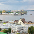 Oldest streets in Nizhny Novgorod in Russia - Stock Photo
