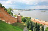 Nizhny Novgorod Kremlin Russia — Stock Photo