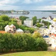 Stock Photo: Panoramic view of Nizhny Novgorod in Russia