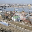 View of Nizhny Novgorod, Russia — Stock Photo #8102352