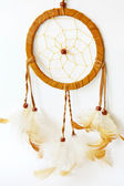 Native american dream catcher — Stock Photo