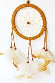 Native american dream catcher — Stock Photo