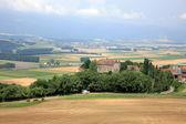 スイス連邦共和国の田園地帯の 1 つ — ストック写真