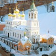 John the Baptist Church Nizhny Novgorod Russia — Stock Photo