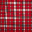 Plaid red — Stock Photo