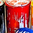 Paint colors — Stock Photo