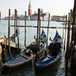 Stock Photo: Venice gondola