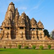 Temple in Khajuraho India — Stock Photo #8233408